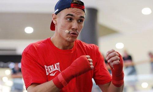 Australian boxing sensation Tim Tszyu reveals his next big move