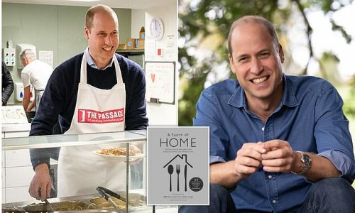 Prince William shares the recipe for his homemade Bolognese sauce