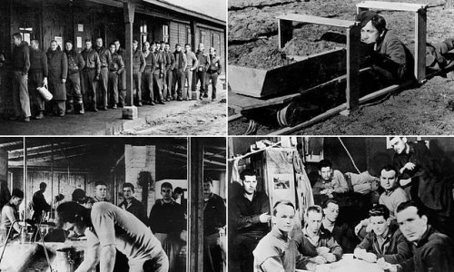 Secret files suggest Nazis knew about Great Escape and let it go ahead