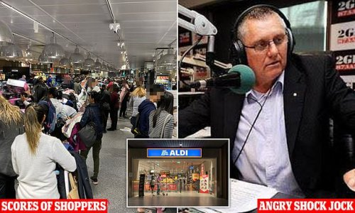 Aldi is BANNING special buys from locked down Sydney