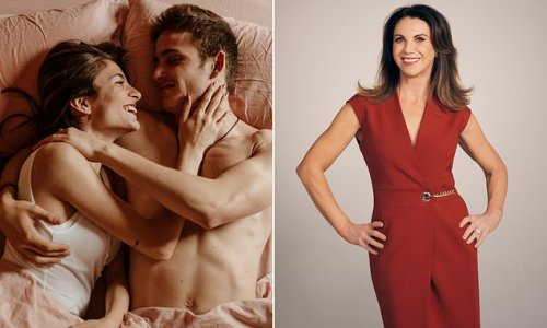 Tracey Cox reveals the four new sex positions that guarantee orgasm