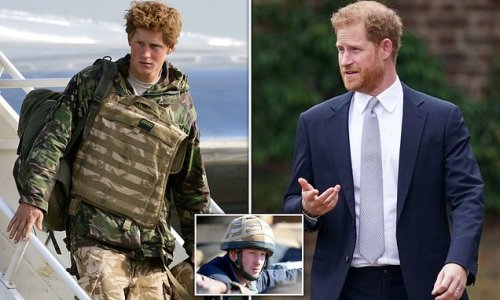 TALK OF THE TOWN: Pals fear Prince Harry's tell-all book