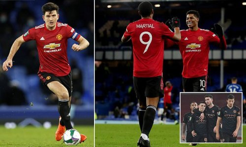 Harry Maguire insists Man Utd must go on to win the Carabao Cup