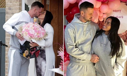 Katie Price gets ENGAGED to boyfriend Carl Woods