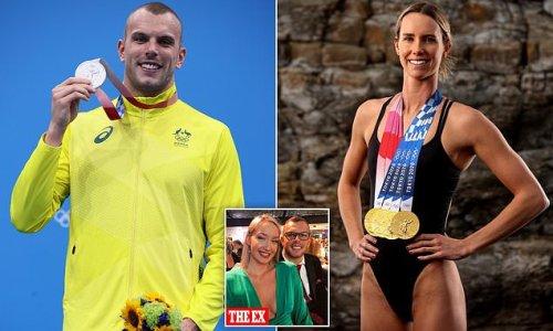 Kyle Chalmers 'dating fellow Australian swimmer Emma McKeon'