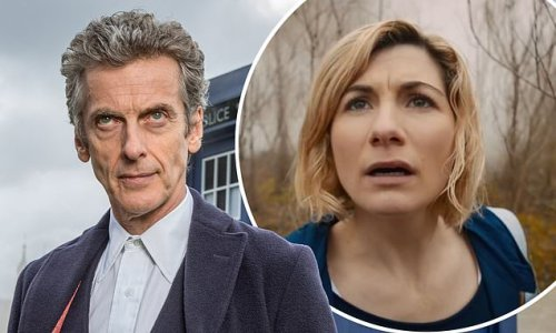 Peter Capaldi speaks out amid Jodie Whittaker's Doctor Who departure