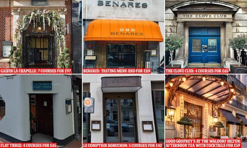 How to get a Michelin starred meal for HALF price