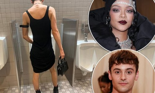 Met Gala 2021: Troye Sivan reveal the truth about urinal dress photo