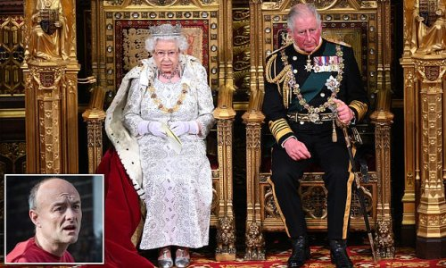 Ministers 'must be filmed reading the Queen's speech' to stop leaks