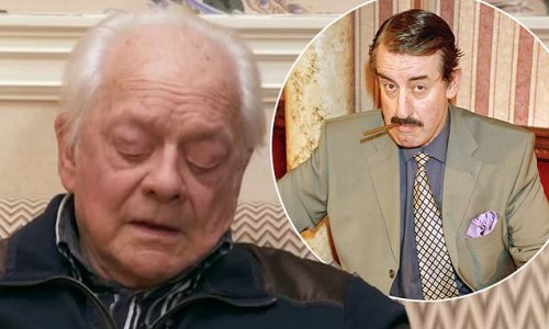 Sir David Jason says his co-star John Challis 'went downhill fast'