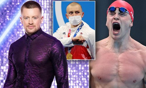 Adam Peaty ready to 'have some fun' on Strictly