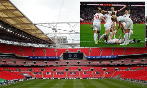 Lionesses to play FIRST EVER competitive match at Wembley in October