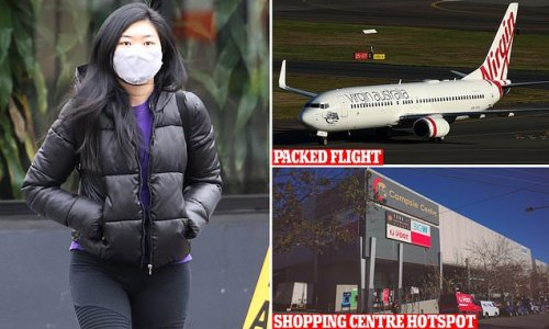 Virgin passengers into isolation after flying with positive Covid case