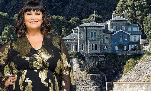 Inside Dawn French's recently-sold beloved Cornwall mansion