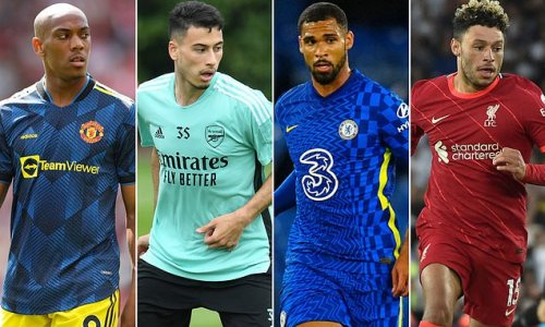 The players with a point to prove as teams ring changes in Carabao Cup