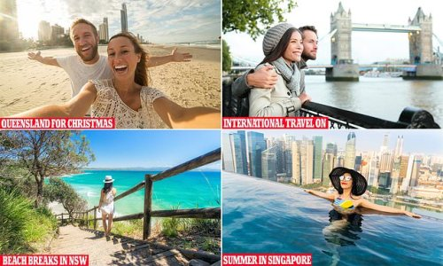 Millions of Aussies given the green light to book a Christmas vacation