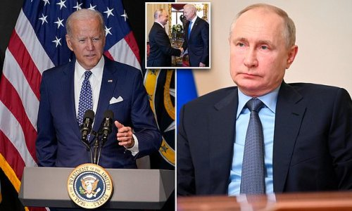 Biden&Putin cover image