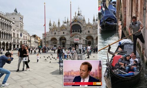 Italy reopens to tourists including sun-starved Brits TODAY