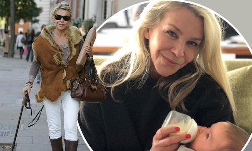 Leslie Ash reveals she has beaten the odds by returning to TV