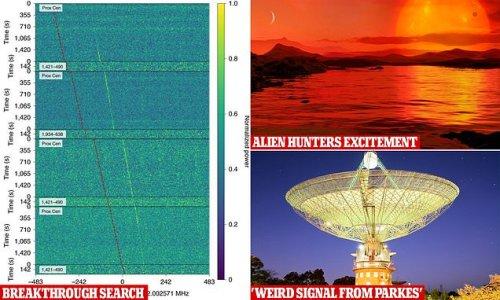 Australian telescope detects strange 'alien' signal, so what happened?
