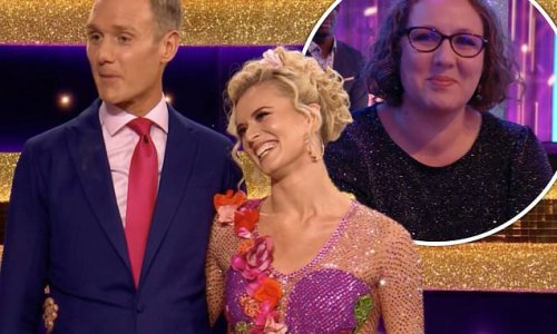 Dan Walker leaves fans in tears with tribute to his wife Sarah