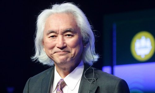 Futurist Michio Kaku calls contacting aliens 'a terrible idea'