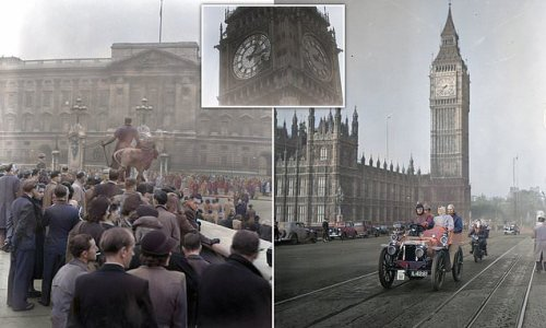 When London held its breath as Queen gave birth to Prince Charles