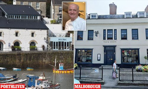 Two of TV chef Rick Stein's restaurants will not reopen