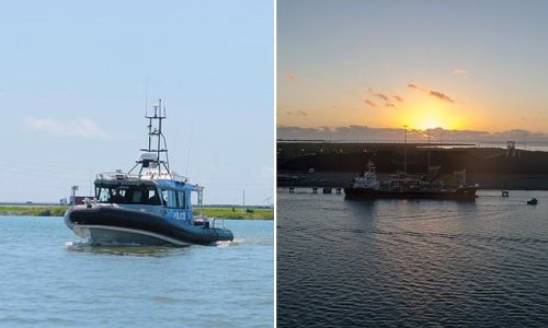 Woman is found dead after vessel capsized in Port of Brisbane