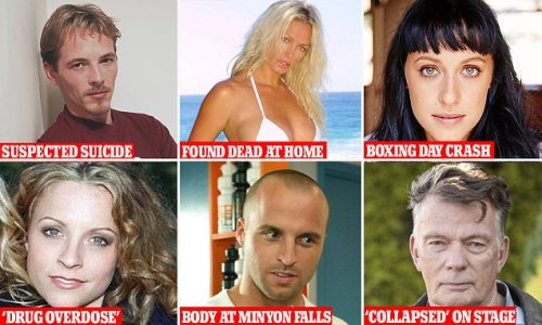 Home And Away 'curse' takes another star as Dieter Brummer dies