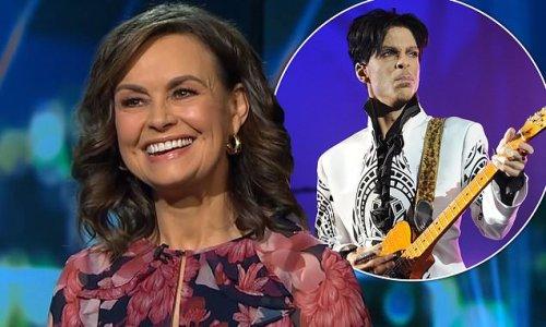 Lisa Wilkinson offers cheeky description of Tom Jones' cover of Prince