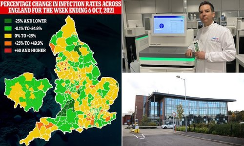 Sister company of lab that told 43,000 they didn't have Covid probed