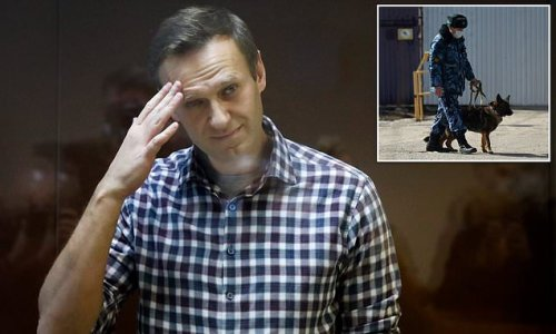 Russian opposition leader Alexei Navalny 'is DYING'