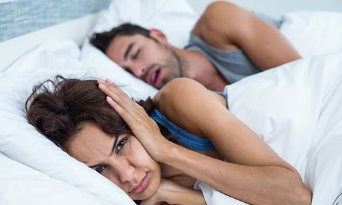 Simple snoring cure could also slash risk of dementia, researchers say