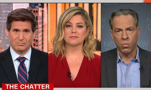 CNN anchor Jake Tapper threatens to BAN some Republicans from his show