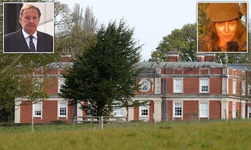 Banker, 68, 'assaulted' his wife at their £11m mansion