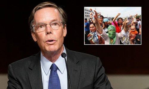 Pick for U.S. ambassador to China says Xinjiang genocide must stop