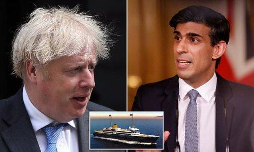 SIMON WALTERS: Boris Johnson loves bold plans