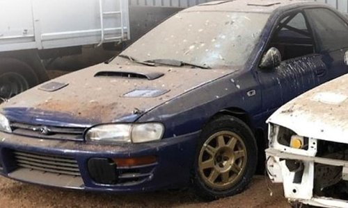 Why Subaru sitting in a barn for 10 years sold for same as a Ferrari