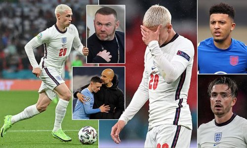 Phil Foden 'is NOT a dribbler', claims Wayne Rooney