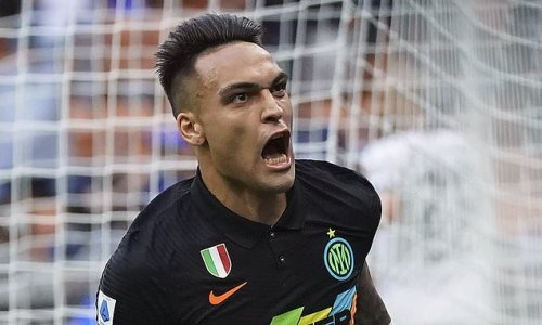 Inter Milan 6-1 Bologna: Champions reclaim top spot in Serie A