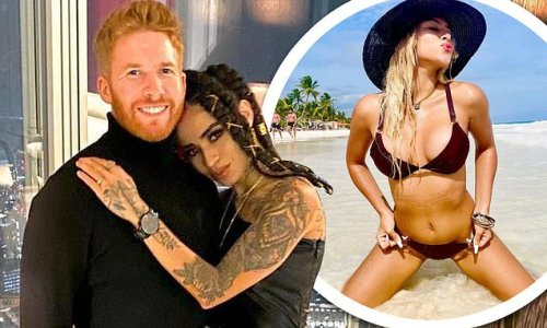 Strictly's Neil Jones 'is dating Mexican model Kelly Lopez'