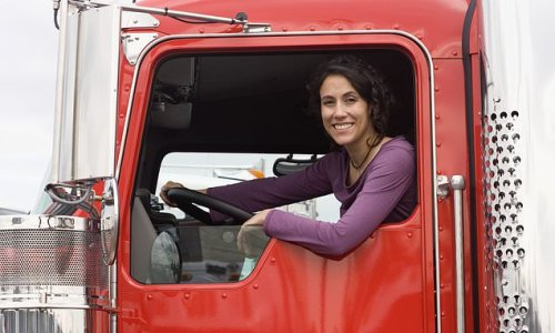 Infrastructure bill has $66B for Amtrak, boost for women in trucking