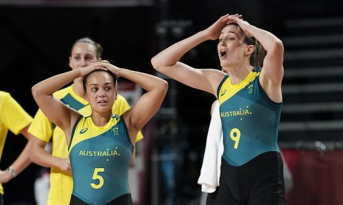 Opals go down to China after controversial call in the last second