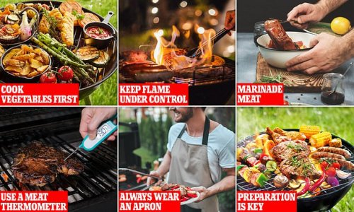 BBQ expert reveals the common mistakes everyone makes grilling