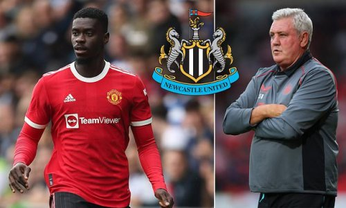 Newcastle 'pushing to sign Man United defender Axel Tuanzebe'