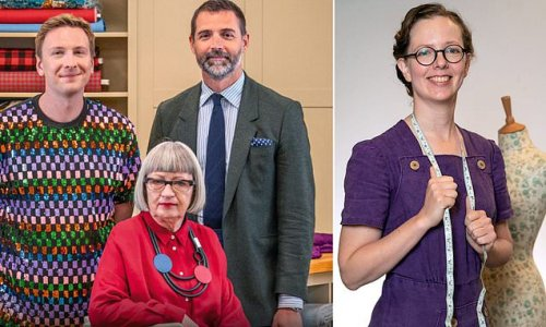 Sewing Bee series seven is here - and its 6m viewers can't wait