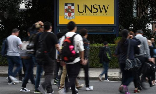 Australia will allow 500 international students in
