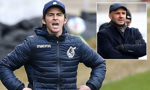 Bristol Rovers REMOVE Joey Barton rant from their website