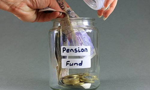 Bill for public sector retirement funds stands at £2.4 TRILLION